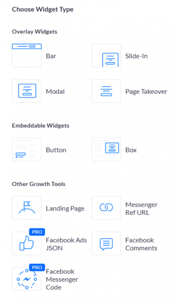 ManyChat growth tools examples