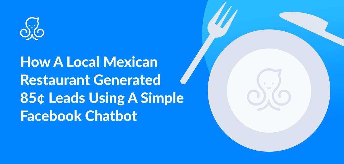 case study how a local restaurant generated 85 leads using a