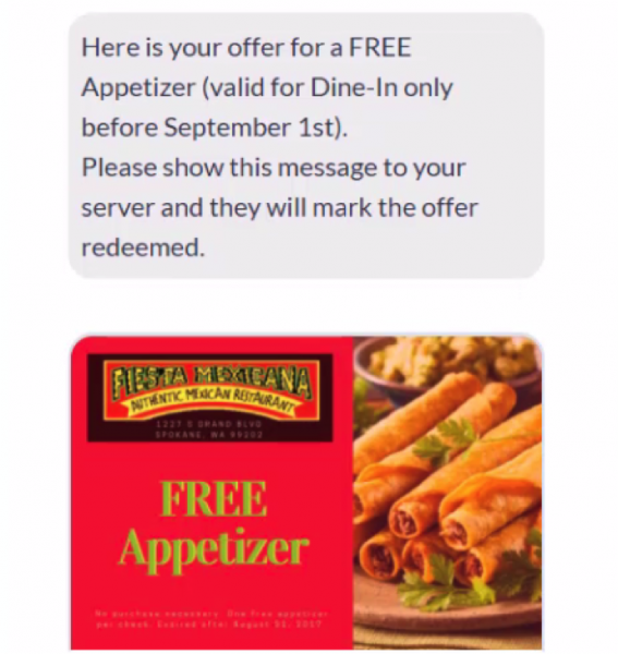 Messenger Marketing Restaurant Case Study