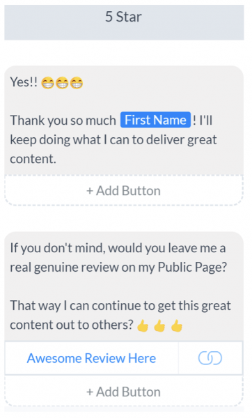 generate customer reviews | how to generate more reviews on your facebook business page using manychat